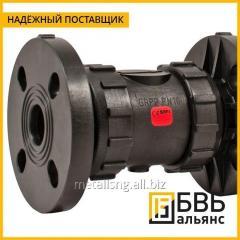 La válvula de vuelta 19с53нж Du80 Ru40