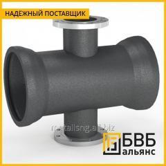 Крест раструб фланец КРФ 300х200