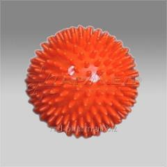 BALL FOR FITNESS OF 9 CM RED