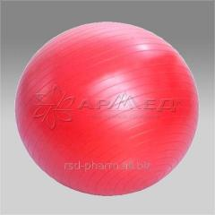 BALL GYMNASTIC FOR FITNESS WITH ABC 65CM