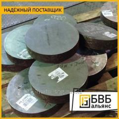 Forging round 75 12XH2M