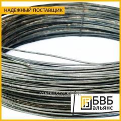 Wire corrosion-proof 2,01 12X18H10T