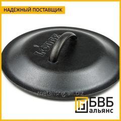 El tapón de hierro fundid