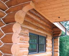 Impregnation for Genccolor wood