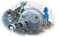 Reactors (synthesis devices, mixers, dissolver,