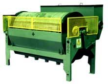 Dump trucks, Separators drum