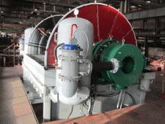 Disk DOO-100 vacuum filter
