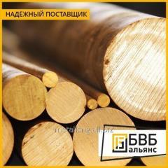 Круг бронзовый БрАЖН10-4-4