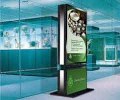 Displays, LED displays