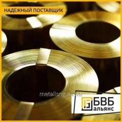 La cinta Л68 de latón