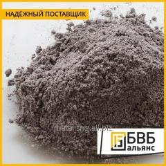 Niobium powder and dust