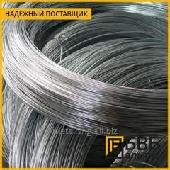 Wire of 0,8 mm 12X18H10TC
