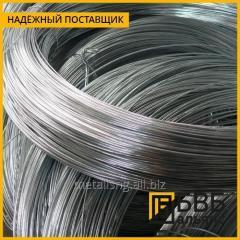El alambre de acero 1 mm 06Х21Н10ГБ
