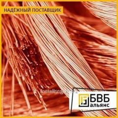 El alambre PMM de cobre