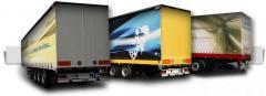 KASSBOHRER semi-trailers