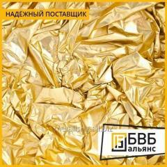 Foil brass L63 DPRNT