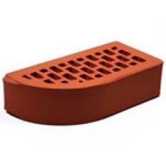 Ceramic brick of Prokeram shaped