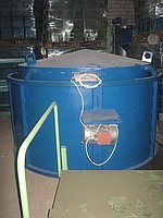 Оборудование для производства колец для колодцев