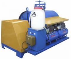 Станок для производства пенобетона РПГ 1000