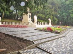 Брусчатка тротуарная цена в Алматы