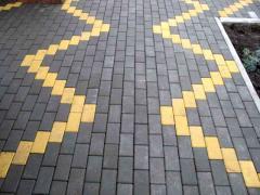 Где купить тротуарную плитку в Алматы