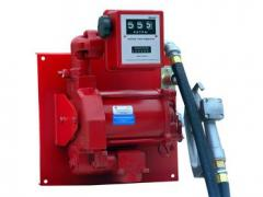 Pass Broadcasting Company for pumping of gasoline
