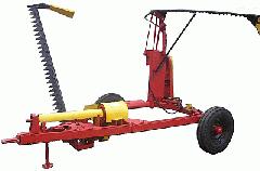 Mower dvukhbrusny hook-on KPF-4M