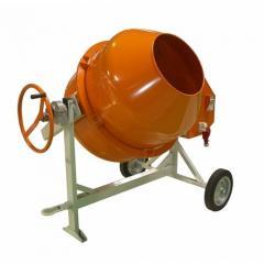 SBR-500A.1 concrete mixer