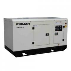 Diesel power station of FIRMAN SDG13FS