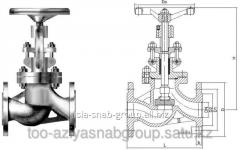 The valve locking 15kch22nzh (15kch922nzh with the