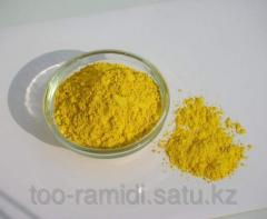Pigment for betonazhyolty - Iron oxide Yellow (Y