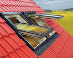 Window for preSelect FPP roof