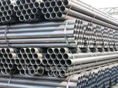 Pipe steel water pipeline GOST 3262-75