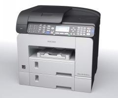 Gel Aficio SG 3110DN 987061/405751 printer