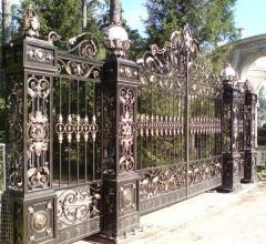 Декоративные Кованные беседки, ворота, навесы,