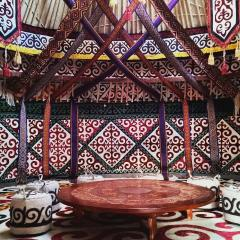 The 12th rope yurta