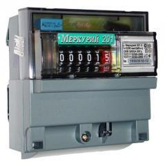 201.5 Меркурий электросчетчик однофазный