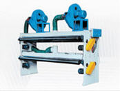 Equipment for production of corrugated fibreboard, corrugated cardboard, gofrotara, Bridge adsorption tensioner