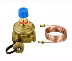 Automatic balancing AB-QM DN10 PN16 valve