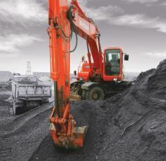 Wheel DOOSAN Doosan S180W-V excavator