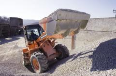 Doosan Mega 160 front-end loader