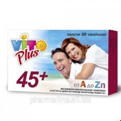 Vito Plus витаминно-минеральный комплекс д/людей
