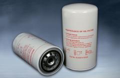 Filter of motor oil