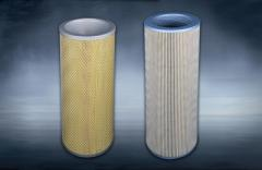 Filter of hydraulic oil