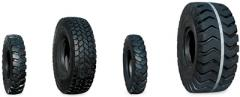 Original tires Doosan