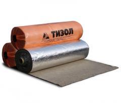 "Material basalt fireproof rolled ""MBOR"
