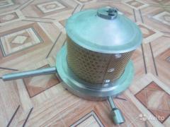 Донный клапан ф90 с ручным дублированием