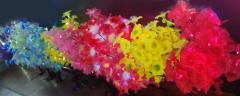 Trees LED LED bushes, 0,8 m. Color; Red, pink,