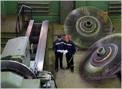 Spare parts of turbines