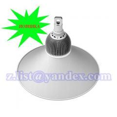 Подвесной промышленный светодиодный светильник 80